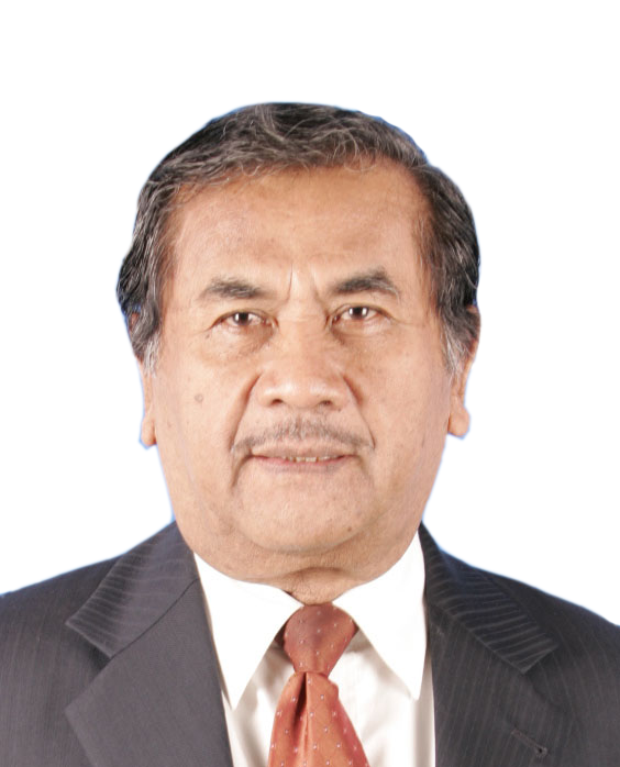 Dr. Maruarar Siahaan