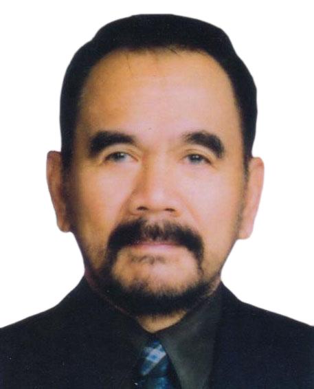 Mayjen TNI (Purn.) Radja Kami Sembiring Meliala